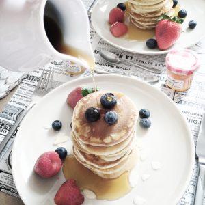 Prosty przepis na American Pancakes w 15 minut
