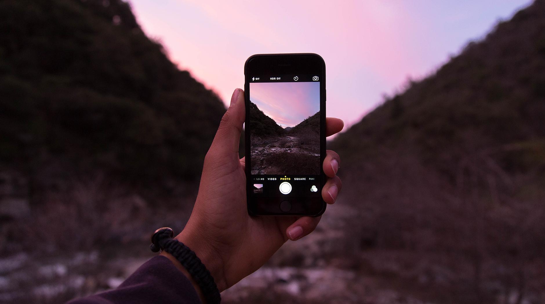 Obróbka zdjęć w aplikacji Instagram