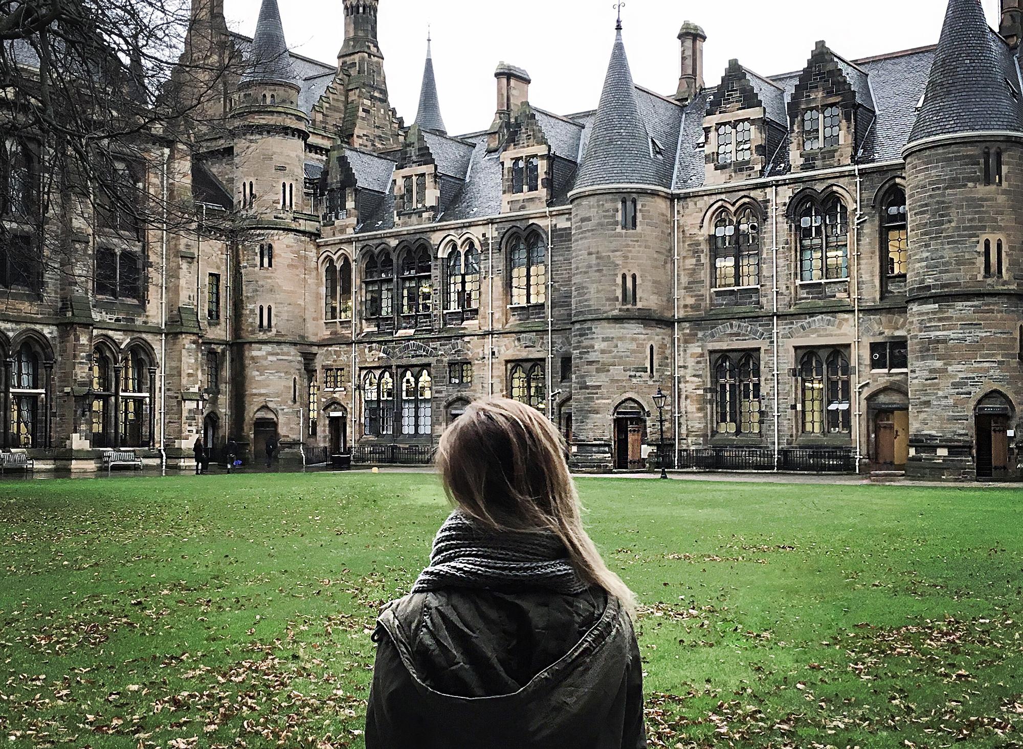 Z wizytą w Glasgow