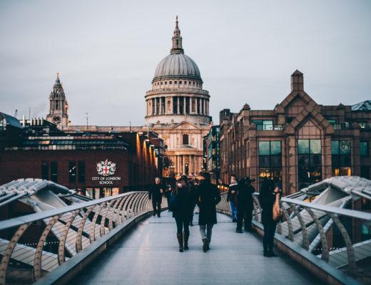 25 miejsc do zwiedzenia w Londynie