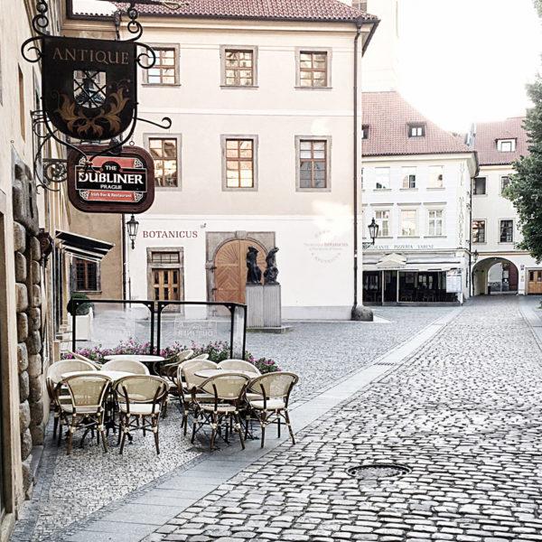 Praga, jakiej nie znałam