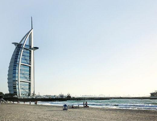 Pocztówka z Dubaju