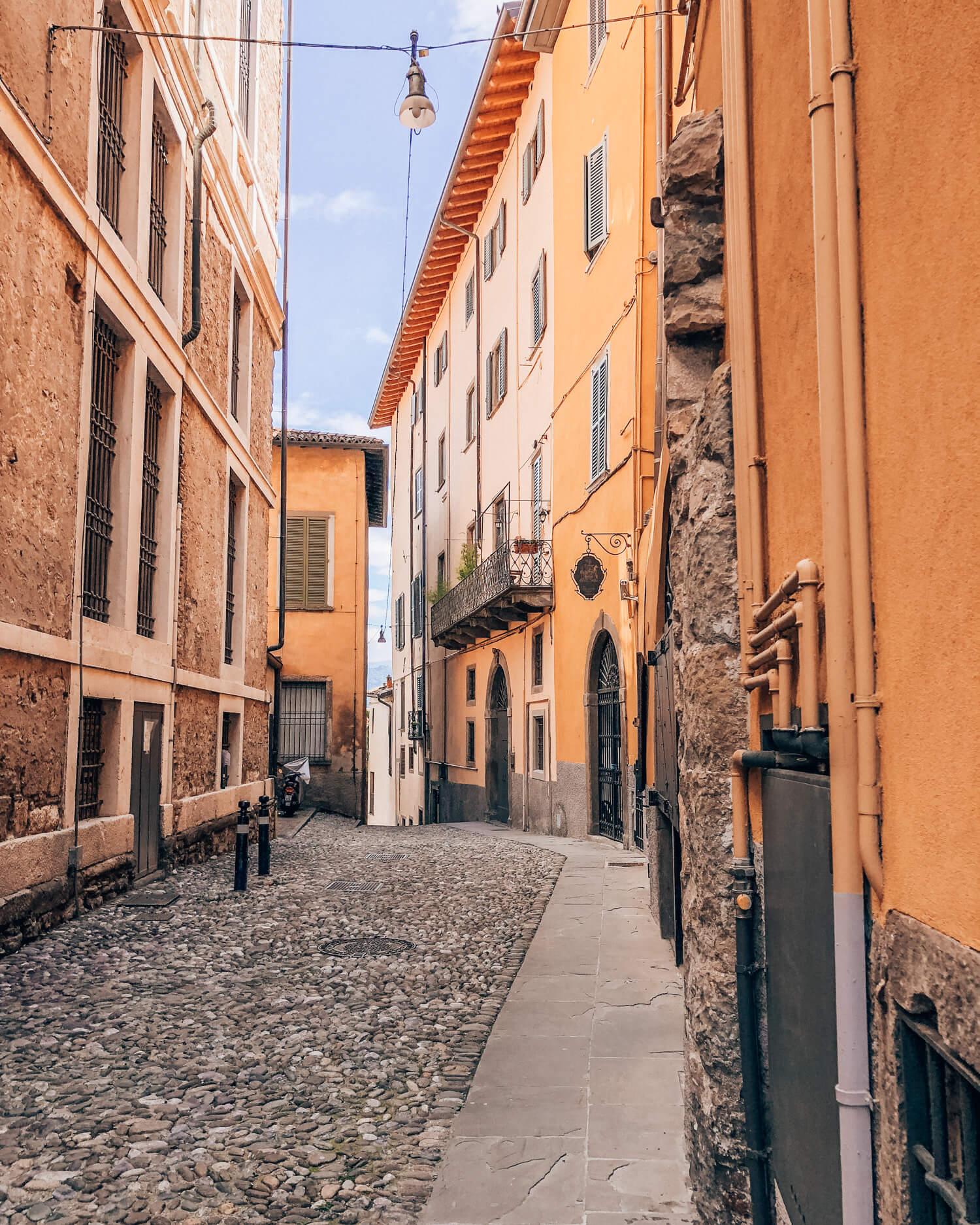 Bergamo w jeden dzien
