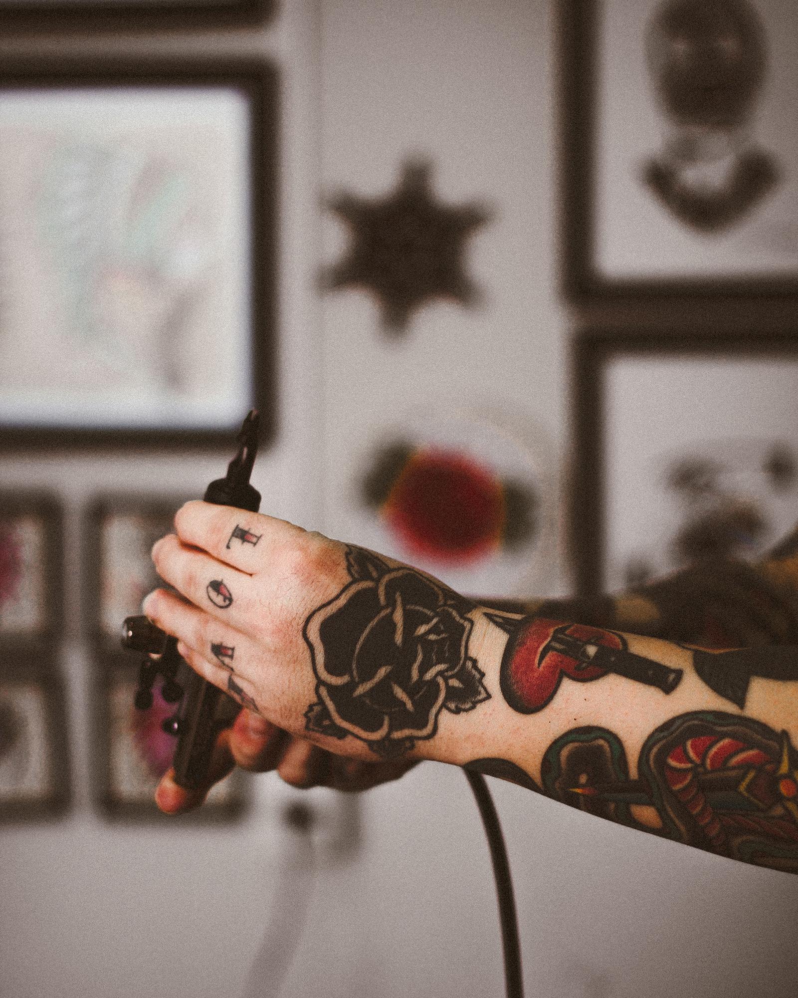 Usuwanie Tatuażu Co Warto Wiedzieć Alabasterfoxpl
