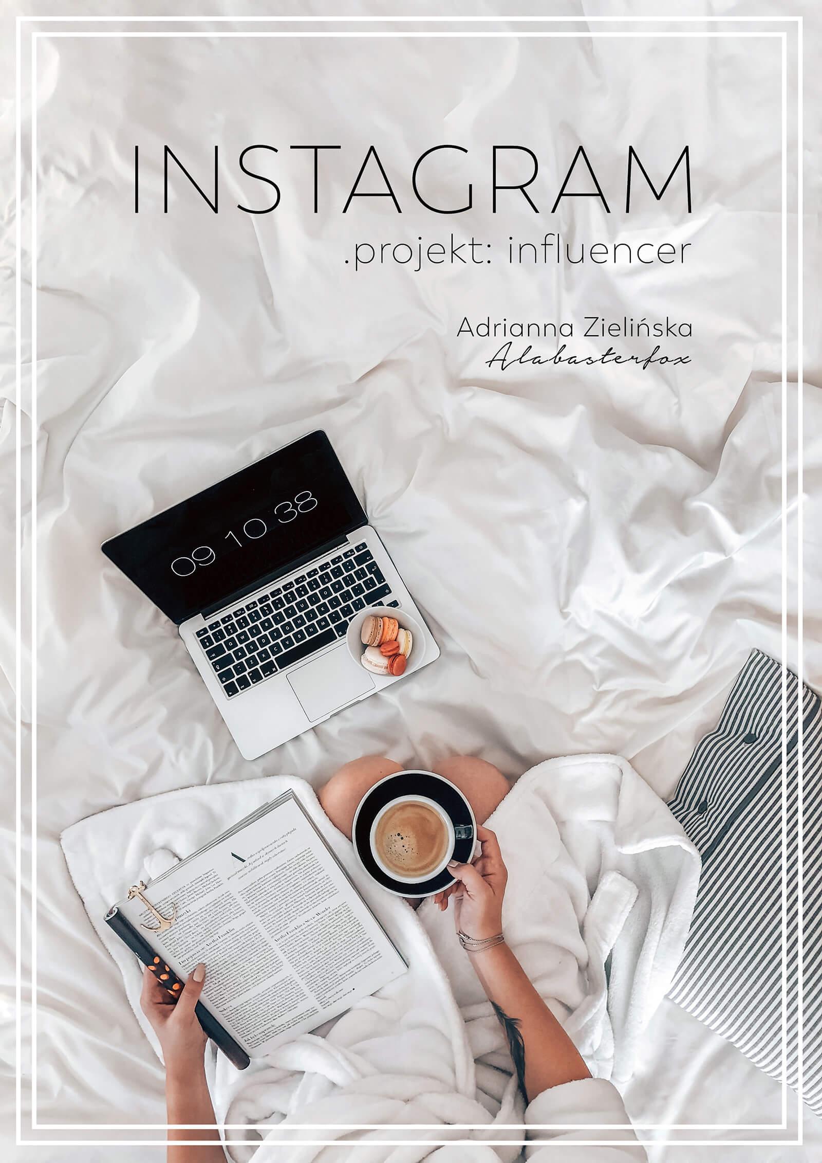 Instagram. Projekt- Influencer
