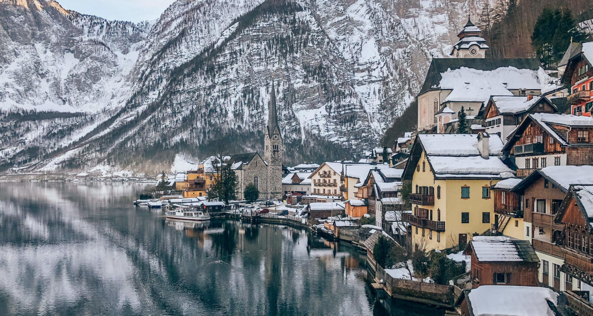 Hallstatt - perła Górnej Austrii