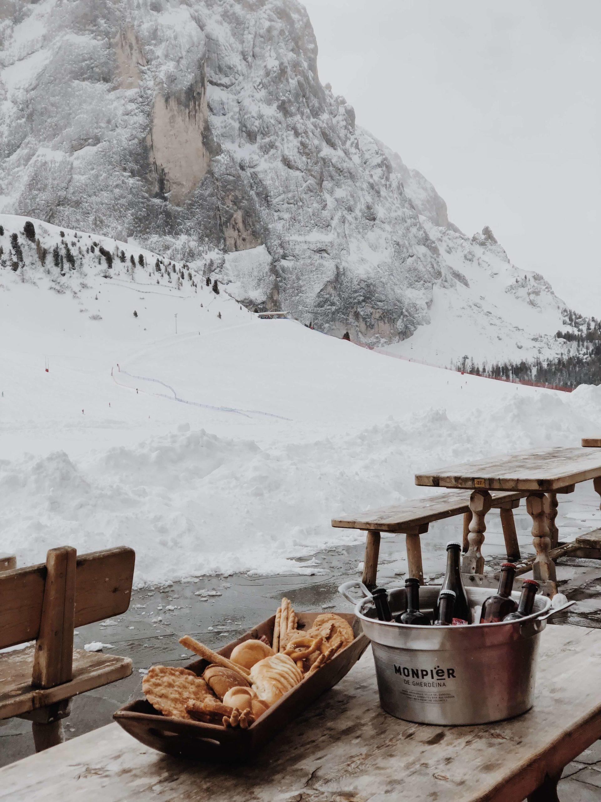 Restauracje w Alpe di Siusi