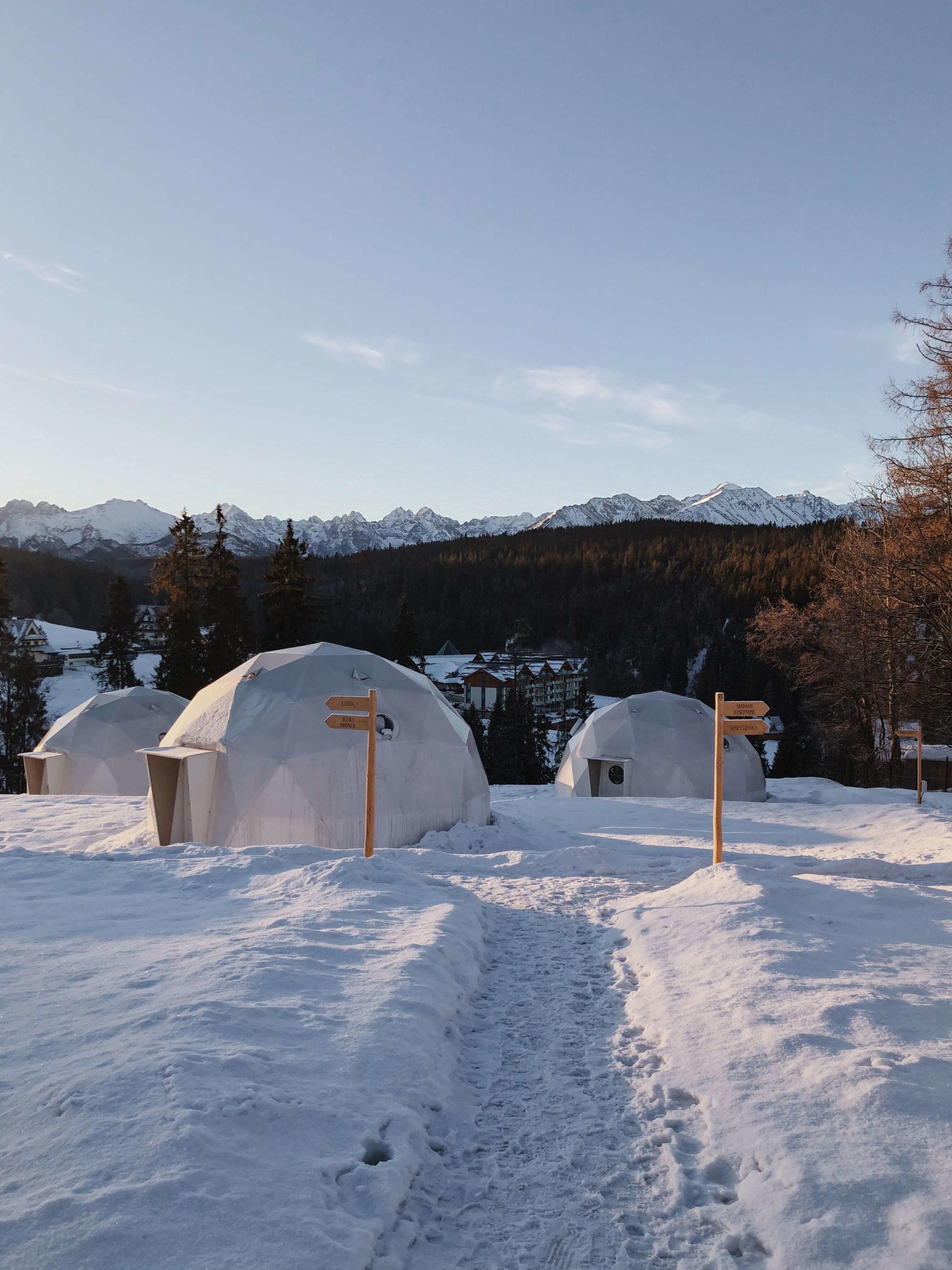 Glamping, Tatra Glamp, zdjęcie: Alabasterfox