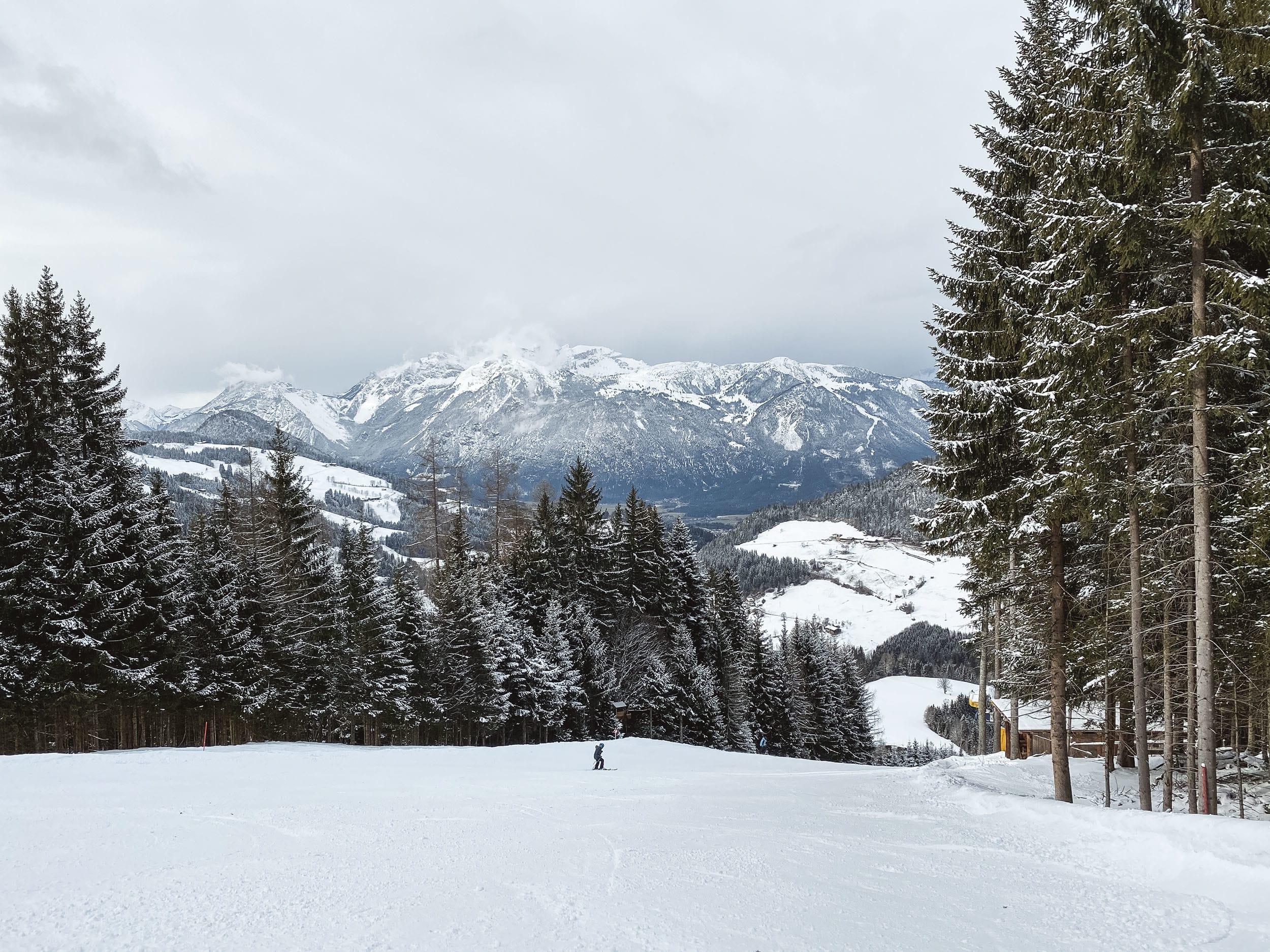 Trasy w Ski Juwel