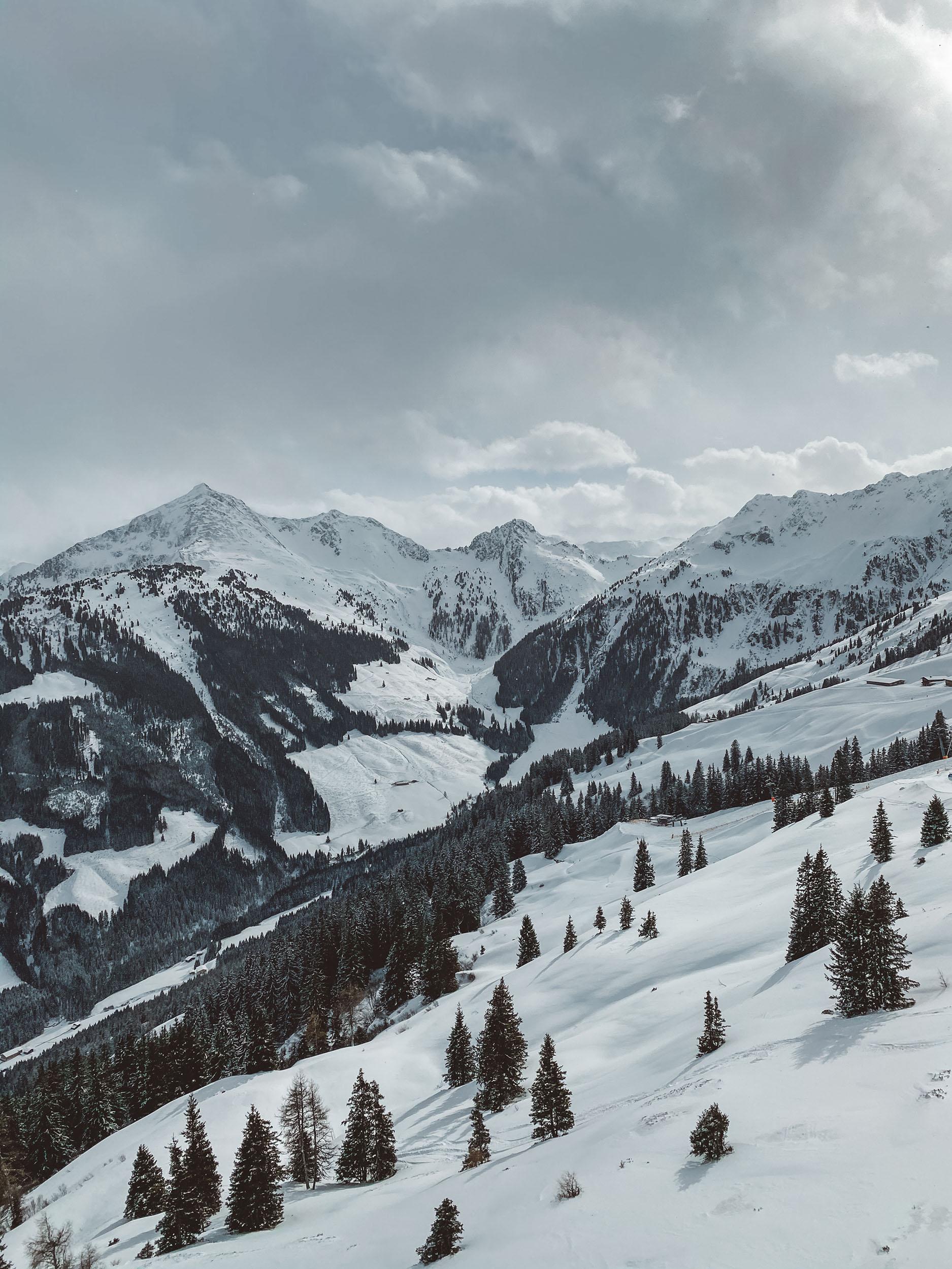 Ośrodek Ski Juwel, Alpbach